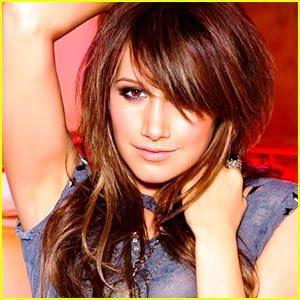 Ashley Tisdale - A Dark Night