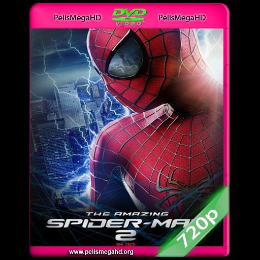 THE AMAZING SPIDER-MAN 2: EL PODER DE ELECTRO (2014) 720P HDTS INGLÉS SUBTITULADO