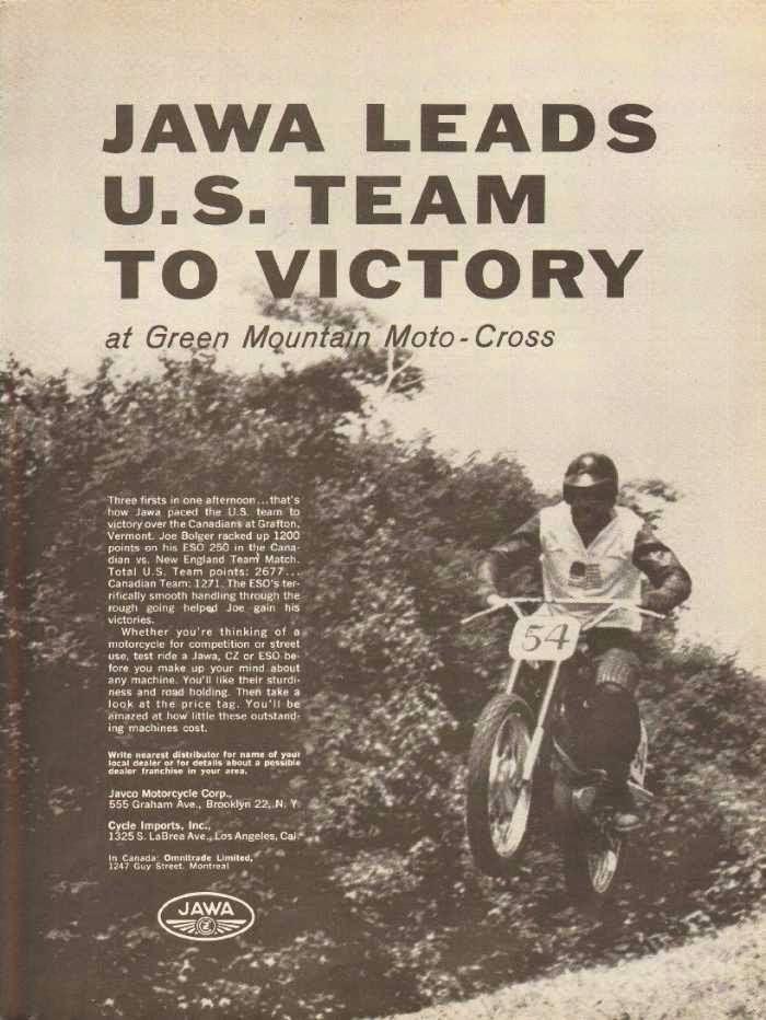 Drużyna USA wygrywa na Jawach