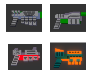 altera - pistol skin proposal