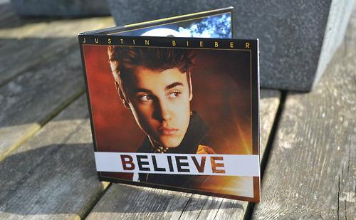 Album Believe Justin Bieber