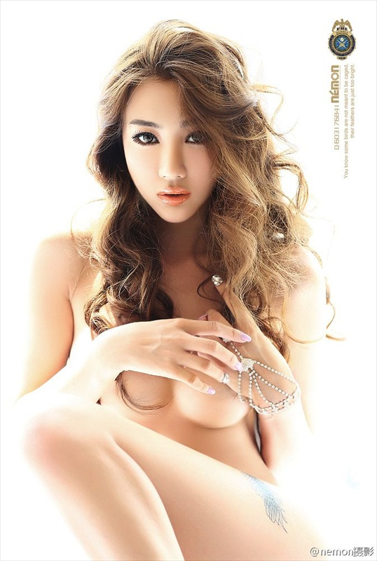Jin Mei Xin Naked Picture