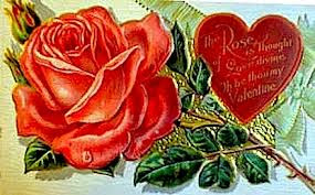 Victorian Valentine's Day