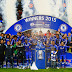 PHOTONEWS: Drogba, John Terry, Ivanovic, Hazard, Peter Cech, Costa, Fabregas, Others Celebrate Capital One Cup Trophy