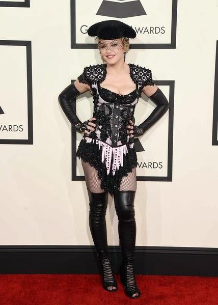 Grammy  dos horrores 2015 - os mais mal vestidos