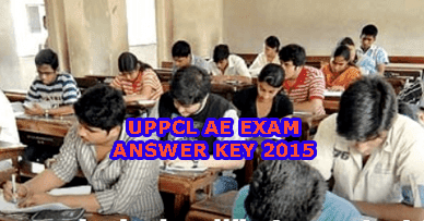 UPPCL Assistant Engineer Exam Answer Key 2015 Question Paper Download, UPPCL AE Answer Key 2015, UPPCL Assistant Engineer 26 July 2015 Answer Key, UPPCL AE Exam Answer Sheet, UPPCL Asst Eng. Answer Key 2015, UPPCL Assistant Engineer Solved Question Paper 2015