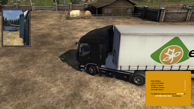 Euro Truck Simulator 2 cargo