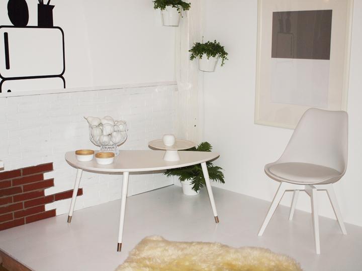 décoration salon blanc peinture libéron