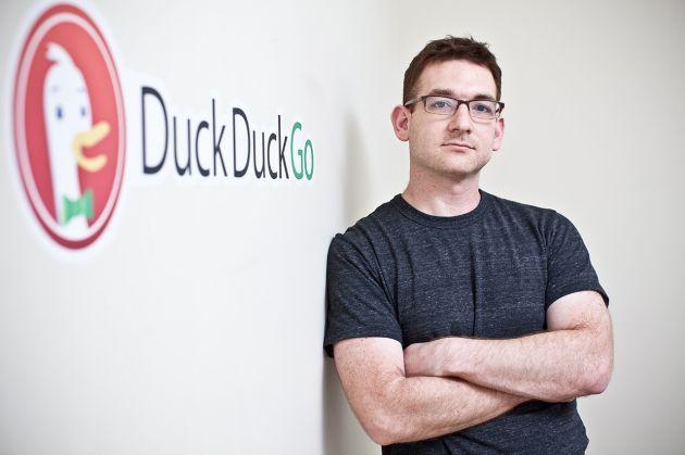 DuckDuckGo o parceiro de pesquisa da Apple sobre rastreamento de dados