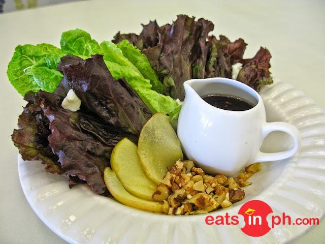 Salad Sabine from SAB Bistro in Angeles City, Pampanga