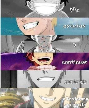 Mi lista de anime ^^