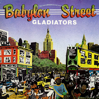 Gladiators - Babylon Street