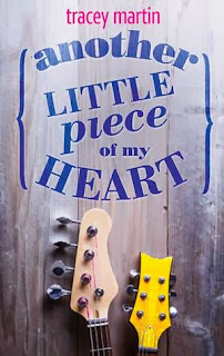 Another Little Piece of My Heart Tracey Martin book cover