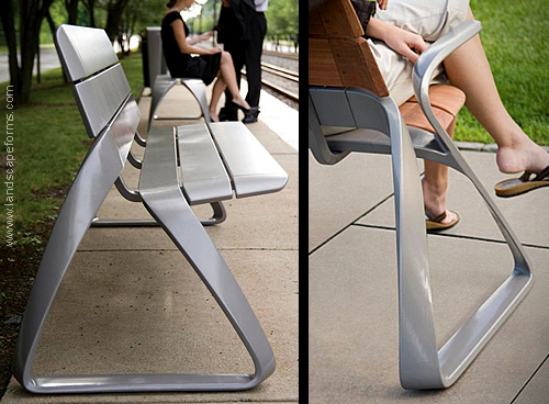 Metro40 - Rest bench | Suited! Product Design