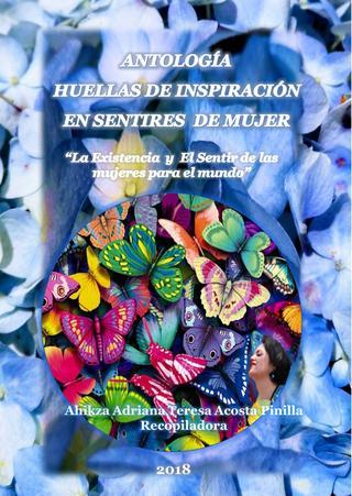 """""""HUELLAS DE INSPIRACIÓN EN SENTIRES DE MUJER!"""