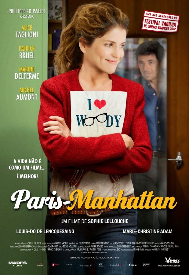 Paris-Manhattan – Legendado (2012)