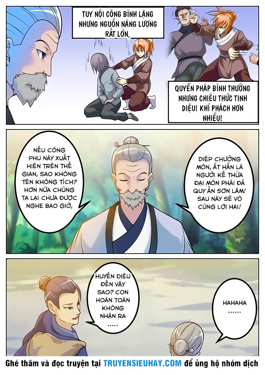 Sử Thượng Đệ Nhất Chưởng Môn Chapter 33 video - Hamtruyen.vn