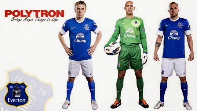 Brand Polytron gandeng klub Liga Inggris Everton