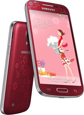 Samsung Perkenalkan Galaxy S4 Mini Edisi La Fleur