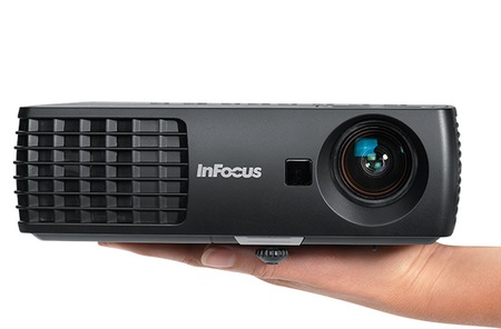 InFocus IN1110 and IN1112 Projectors