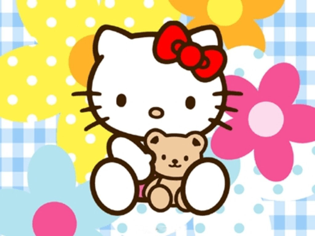 Hello kitty desktop wallpaper  Cartoons gallery