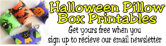 Sign up for our Email Newsletter for free printables and great ideas.