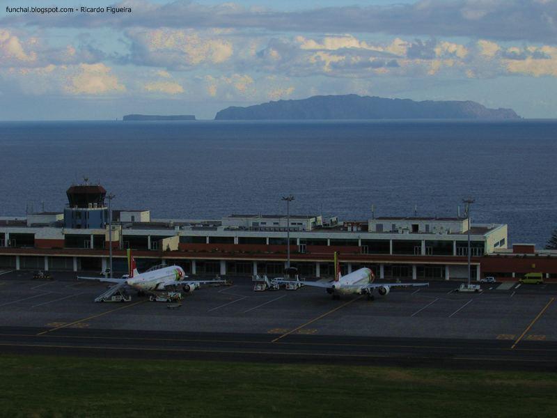 Aeroporto Madeira : Funchal º n w ª temporada aeroporto da madeira