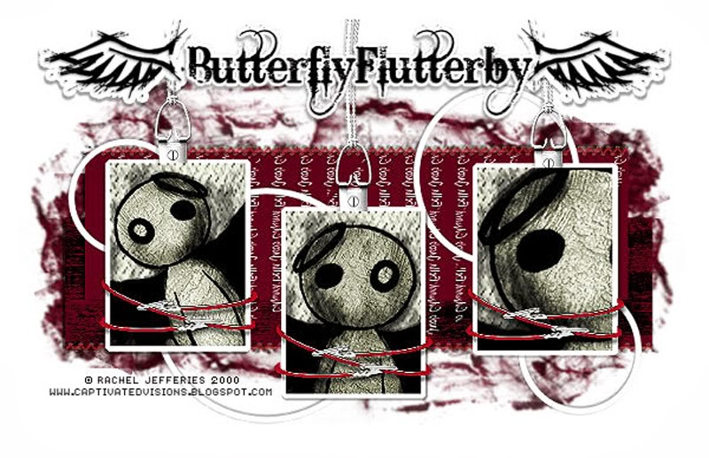 ButterflyFlutterby Creations