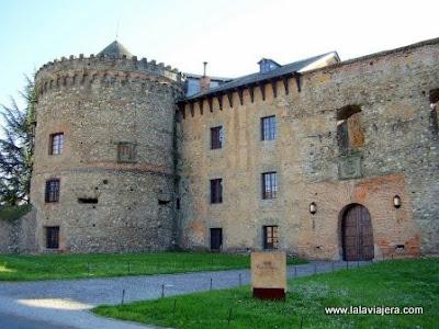 Castillo Marqueses Villafranca Bierzo, Monumento Nacional
