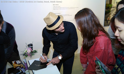 Autographes de l'artiste Benjamin Heine