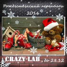 СП Рождественский переполох2016