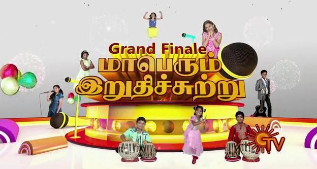 Sun Tv Sun Singer Season 2, Grand Finals Finale 02-03-2014, Episode 30, 02th March Sun Singer,Sun Tv Show