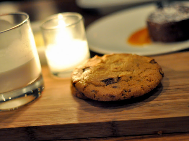 Cookies and Milk - Craftbar - New York, NY | Taste As You Go