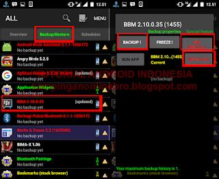 4 Cara Menghapus Aplikasi Di Android Yang Benar melalui titanium backup