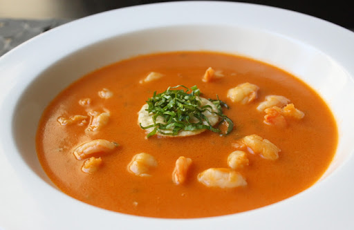 ... Wishes Video Recipes: Spicy Coconut Shrimp Bisque – It's the Besh