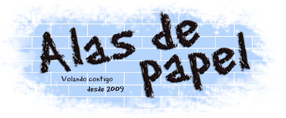 Alas de papel