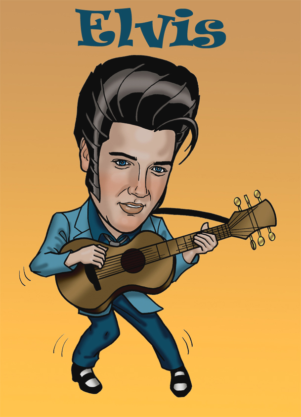 15 Funny Celebrity Caricatures Photos | Amusing Web