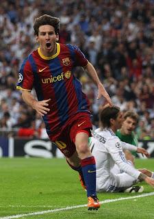 Messi Champion