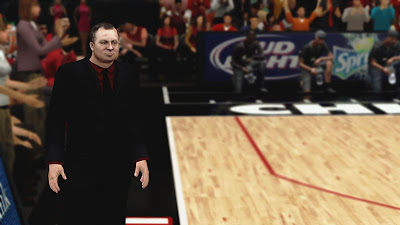 NBA 2K13 Patch Tom Thibodeau Cyberface NBA2K Mods