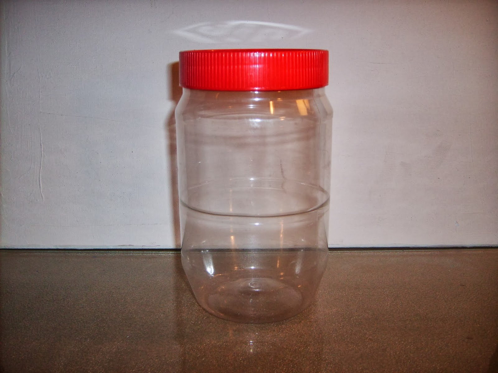heartedly handcrafted repurpose a plastic jar for