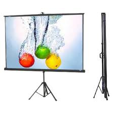 Jual tripod screen murah