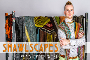 NEW CRAFTSY CLASS WITH KNITTING GOD STEPHEN WEST