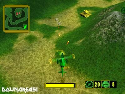 Army Men Air Attack 2 PS1