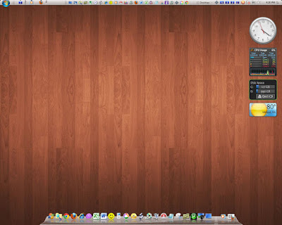 Download SkinPack Wood OS X Untuk Windows 7/8/8.1 Full Gratis
