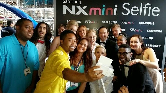 contoh foto selfie