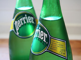agua mineral perrier