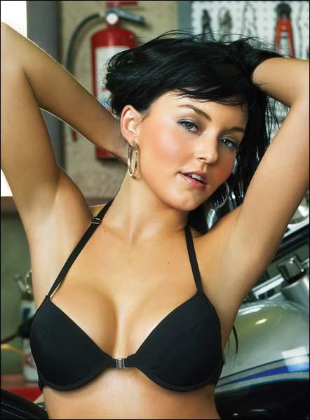 French Meican Actress Angelique Boyer