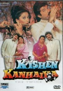 Kishen Kanhaiya 1990 Poster