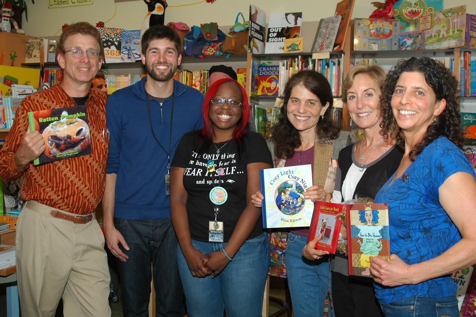 Bay Area Author Kickstarts New Children's Publishing Venture
