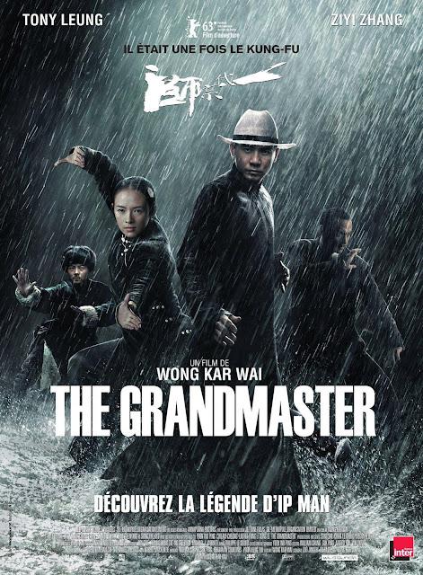 The Grandmaster • Yi dai zong shi • 一代宗師 (2013)